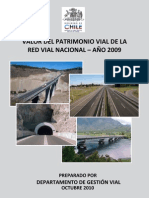 Patrimonio Vial 2009