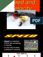 2.1Speed and Velocity