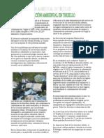 La Contaminacion Ambiental en Trujillo
