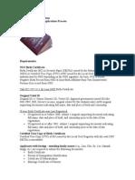 DFA Passport Application