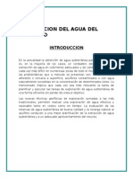Informe Final Exploracion de Aguas Subterranaes