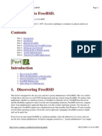 A Comprehensive Guide to FreeBSD