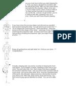 como desenhar mangá - básico e expressões