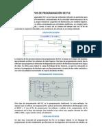 TIPOS DE PROGRAMACIÓN DE PLC