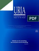 Empowering Rural India_Presentation by URJA Foundation