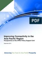 2013 Psu Report on Connectivity