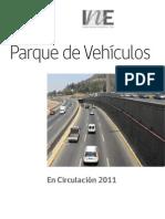 Parque Vehiculos 2011