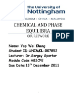 Chemical and Phase