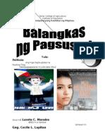 mga munting tinig summary