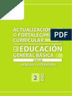 Actualizacion y Fortalecimiento Curricular