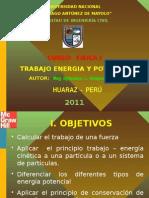 Trabajo - Energia y Potencia Fic 2010