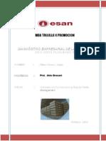 Diagnóstico Empresarial TAPESA