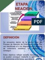 PLANEACION TERCERA ETAPA
