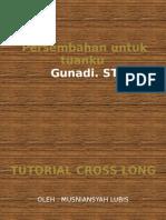 57109478 Tutorial PCL to Gunadi