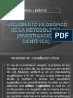 fundamento Filosofico de la metodologia Dr. Francisco.ppt