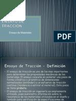 Diapos Ensayo de Traccion (Completo)