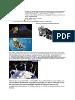 Data Satelit Aqua Modis