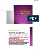 02 Data Warehouse Perusahaan