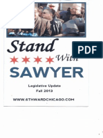 Stand With Sawyer