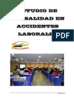 Estudio de Causalidad en Accidentes Laborales