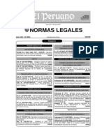 Normativa de Edificacion