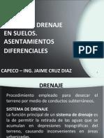 Capitulo 4 Drenajes y Asentamientos Diferenciales