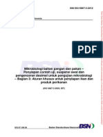 Mikrobiologi Bagian 3 Aturan Khusus Utk Penyiapan Ikan Dan Produk Perikanan 27486_sni Iso 6887-3-2012_web