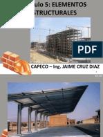 Capitulo 5 Elementos Estructurales