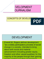 Development Journalism Slide Show