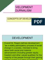 Development Journalism Slide Show