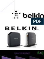 Sales of Belkin