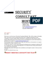 Security Consultant Monthly Dec 08