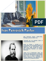 Pavlov Conductismo