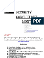 Security Consultant Monthly Feb 09