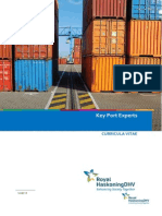 Port Experts RHDHV - Extract - Jan 2013