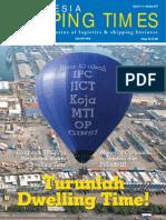 Indonesia Shipping Times Edisi Oktober 2013