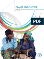 FAO - Climate Smart Agriculture Sourcebook