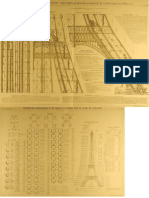 Plan originaux de la Tour Effeil