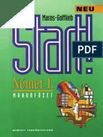 Start neu Német I Munkafüzet.pdf