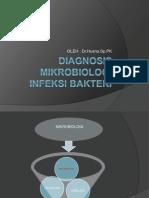 Diagnosis Mikrobiologi Infeksi Bakteri