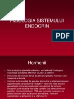 Fiziologia Sistemului Endocrin Scos