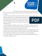 UFLL 2013 - Fact Sheet