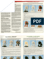 Space Marines Painting Guide