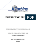 Turboexpansor. Manual Detallado LAT