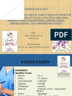 Fraktur Humerus Sinistra Et Causa Multiple Mieloma