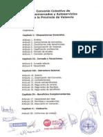 CONVENIO SUPERMERCADOS VALENCIA2013