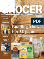 The booming organic market in India.