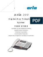 TATA TELECOM LG Aria 300 System