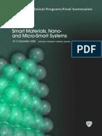 Smart Materials - Nano & Micro Smart Systems
