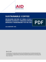 mR 45 - Sustainable Coffee